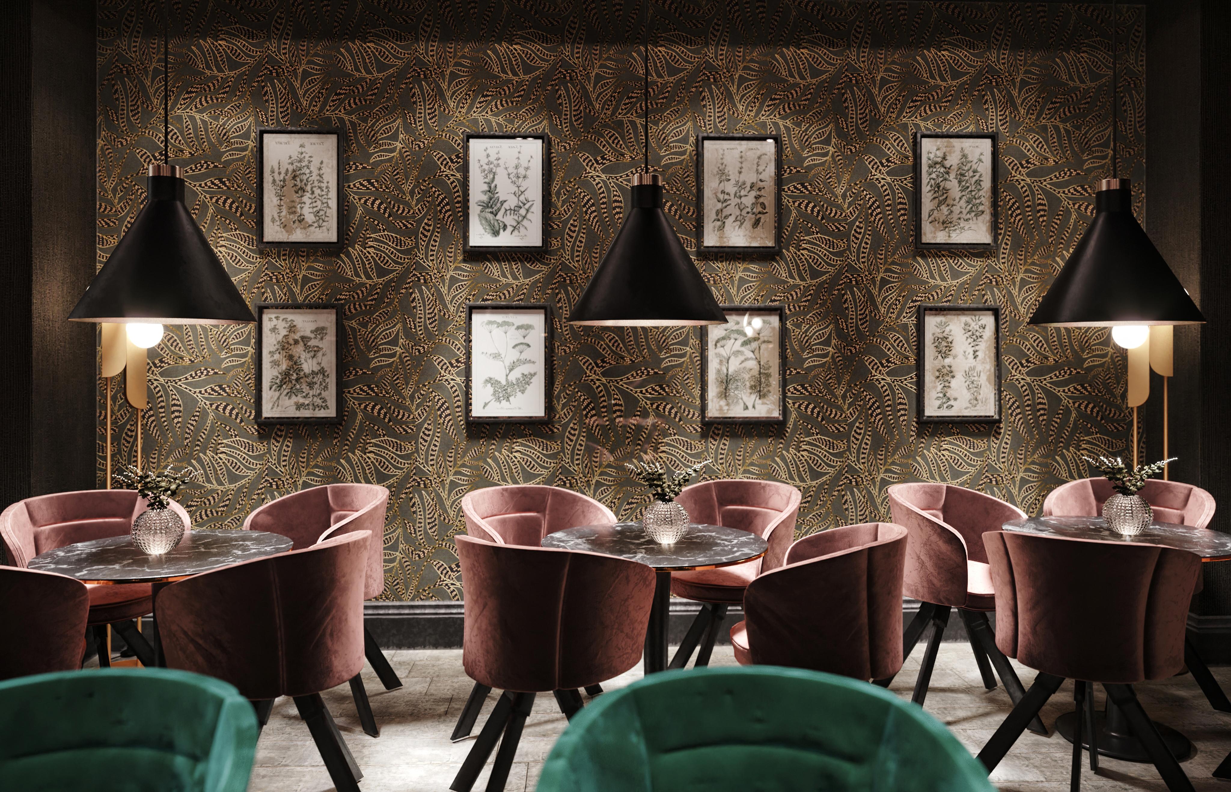 ექსკლუზიური დიზაინის კაფე-რესტორანი ქიაჩელზე